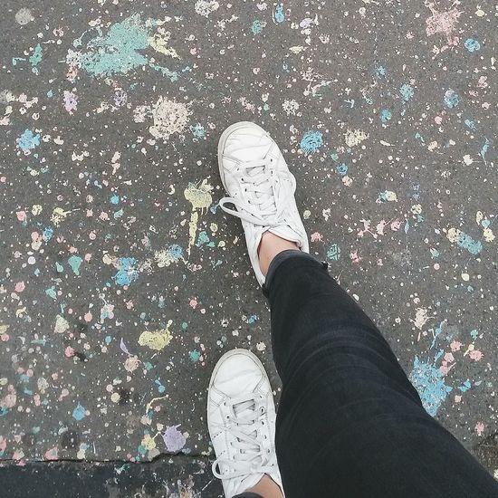 Paris Feets Feetlove Feetobsession Town Peinture Stansmith Pieds Histoire De Pieds France