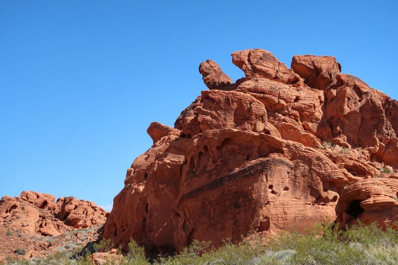 rock formation