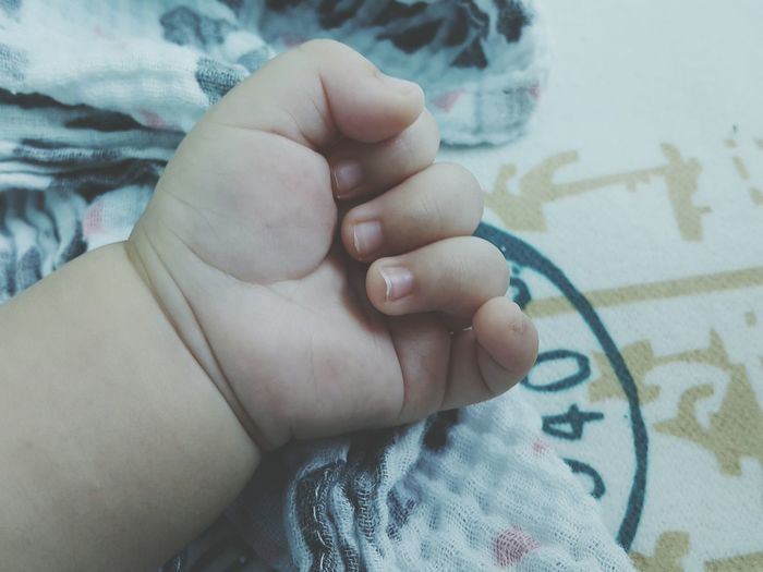 Angel Hand... Baby Baby Hand Human Body Part One Person Human Hand Indoors  Close-up People One Man Only Adult Only Men Adults Only Day