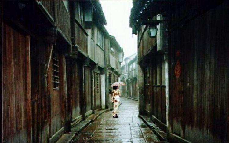 是否还记得,那个雨巷。