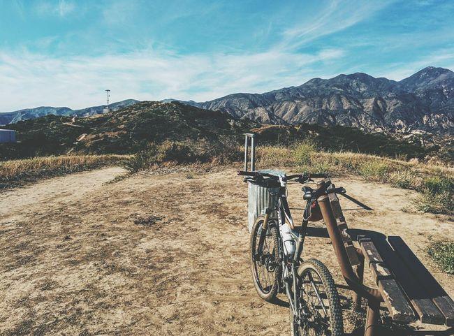 Hello World Enjoying Life Enjoying The Sun Mountains Mountain Biking