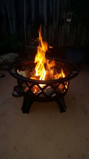 A nice get together in the MIA, Fl. Enjoying Life Hanging Out Fire Pit Story Time