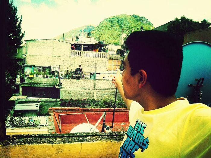 Welvome to Iztapalapa MyFirtsPhoto Selfie Portrait Color Portrait