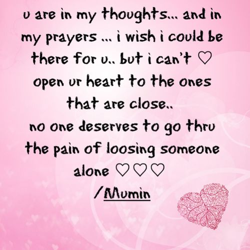 Take care and let one of ur children come close ♡ Stay Strong Open Your Mind Love Thinking Of U