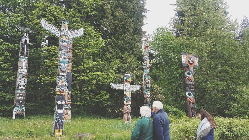 Totem Pole Tourism EyeEmNewHere