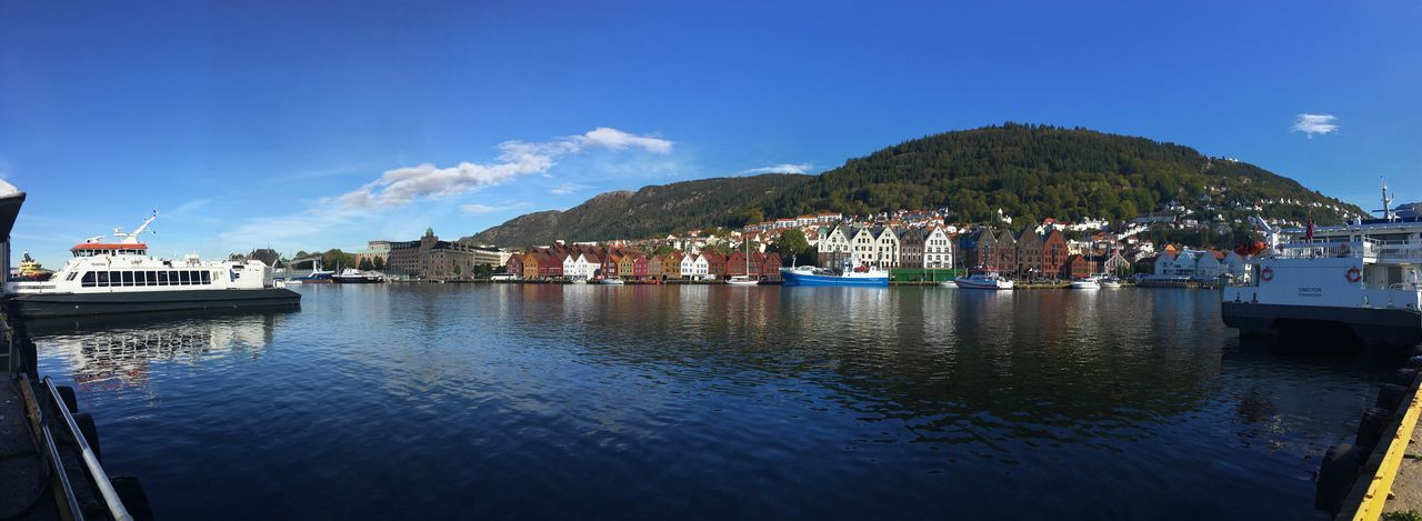 Beutiful and sunny Bergen