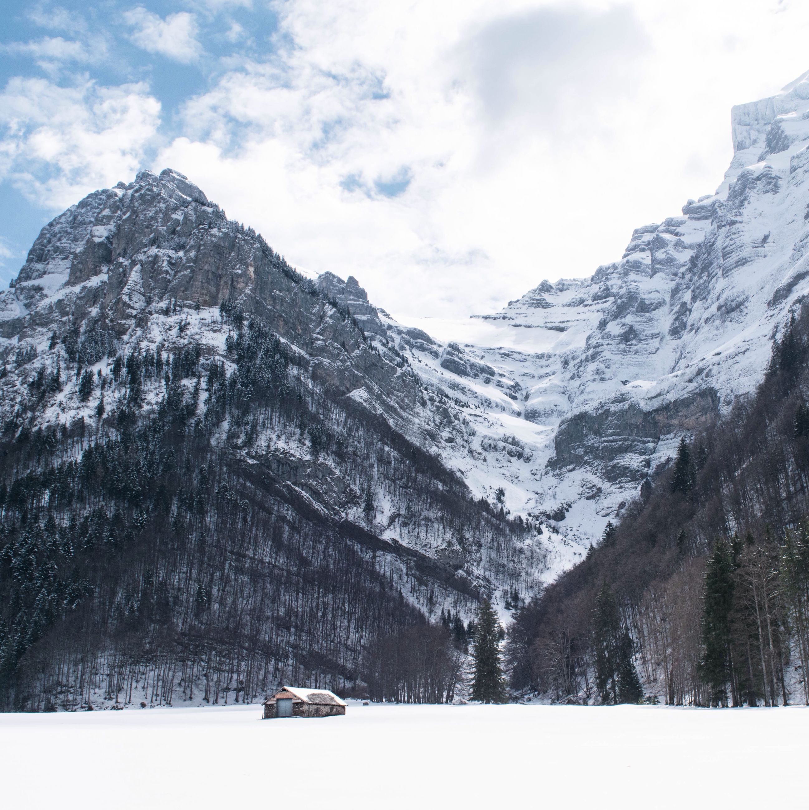 snow, winter, cold temperature, mountain, season, weather, tranquil scene, snowcapped mountain, scenics, covering, sky, tranquility, beauty in nature, mountain range, nature, landscape, frozen, tree, white color, cloud - sky