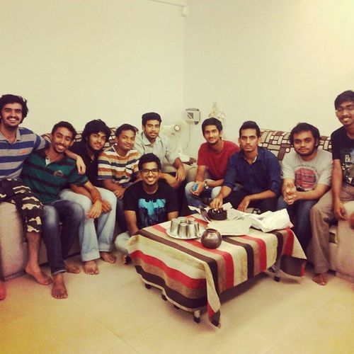Birthday Party Old Friends School Friends Siddhant And Ac Ka Bday Fun People ^_^