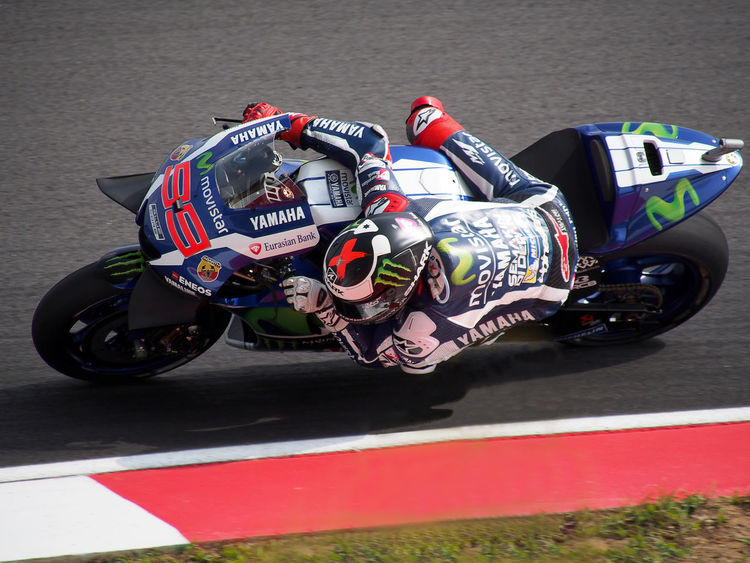 Auto Racing Day JL Jorge L. Lorenzo Motor Racing Track Motorcycle Motorcycle Racing Motorsport Movistar Outdoors Racecar Sport Sports Race Sports Track Yamaha