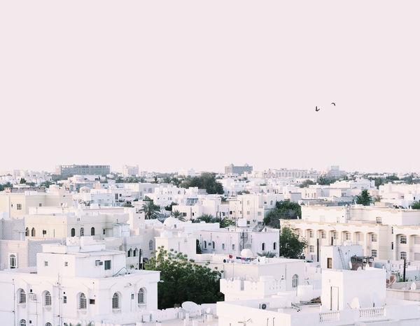 Muscat Sunset Architecture Middle East Olympus Oman Travel Birds Dusk Landscape Minimal Minimalism Pastel Sky Sunset