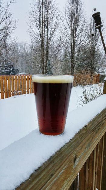 Beer Beerporn IPA Winter Snow