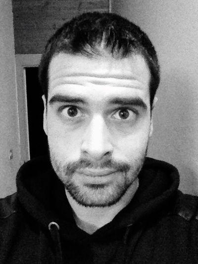 That's Me Self Portrait Faces Of EyeEm Blackandwhite Tiered Selfie