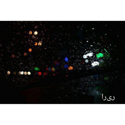 ... هوووورااااا شب بخیر بارون من عاشق توعم☔🌂😂 این عکس همین الآن یهویی گرفته شده!!! همین الان وای بارون تو شب تابستونی اخه داریم بهتر مگه؟! جای بارون دوستاش خالی^^ Photorainy