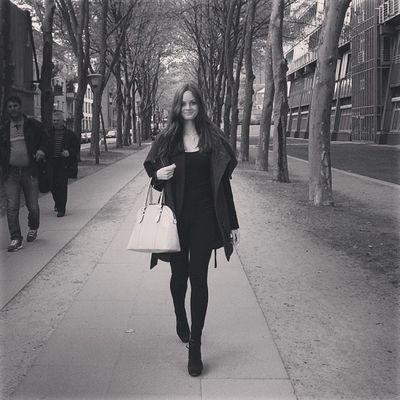 Hamburg *-* Hamburg Brauni Walk In the park street fashion style trendy today 2014 goodlife goodgirl