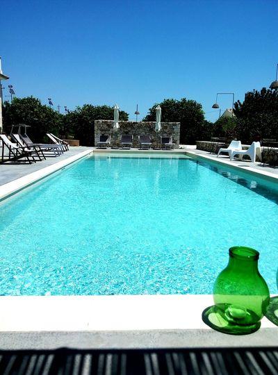 Avola Sicily Pool First Eyeem Photo