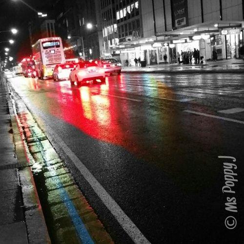 Adelaide Friday Night Rain Ms Poppy J