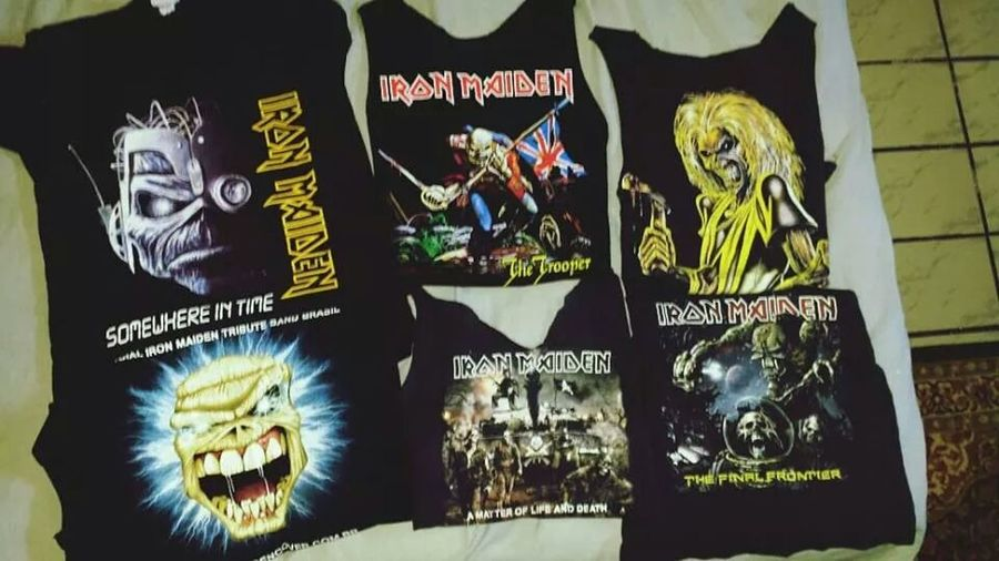 my my my ???? meu vício Iron Maiden Love Religion