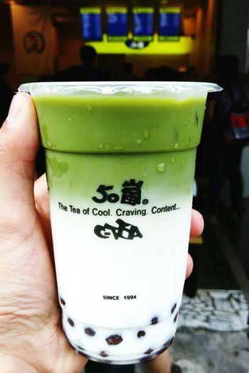 50嵐 Pearl Milk Tea Drinks Beverage