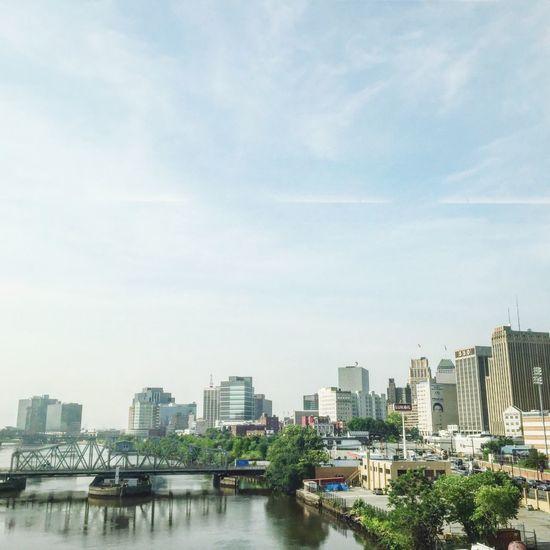 Newark American City