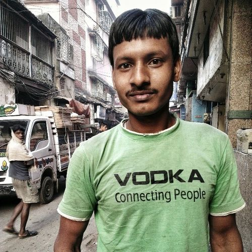 Hic???!! ;-) Nokia  Spoof Funny Message tee vodka incrediblecalcutta street