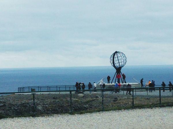 Sea Sky Norway🇳🇴 Panoramic Nordkapp