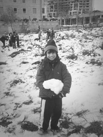השלג של ירושלים