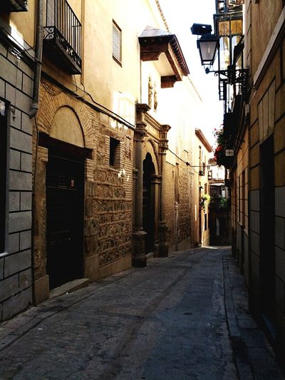 Toledo Spain Architecture City No People History Travel Destinations Architecture Building Exterior Cultures Tranquility Travel