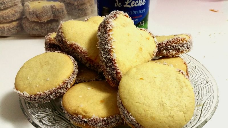 Home Made Cookies , Dolcé la Leche Coconut , Coffee Coffee Time Dont Need Reason for Eating Cokkie Food Kitchen Sweet Sugar Yammy!!