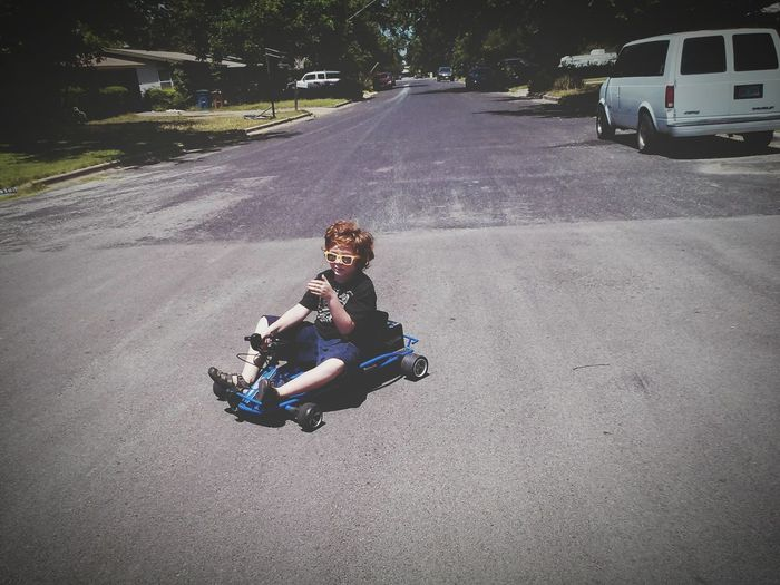 Portrait Of A Friend Vanishing Point Atxkids Gocart Live For The Story Boys And Their Toys Go Kart Boy's Fun Go Carts