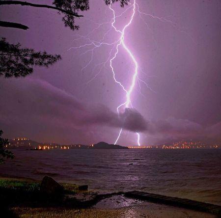 Relampago Tempestade