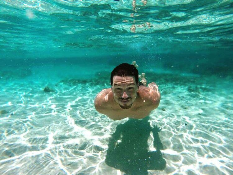 Gopro Underwater EyeEm Best Shots Enjoying Life Life Is A Beach Last Summer Mexico Tulum Underwater Photography