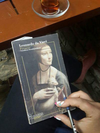 Nazimhikmetkulturmerkezi Leonardodavinci Now Today Paragone Tea Weekend 🎨✔ Art