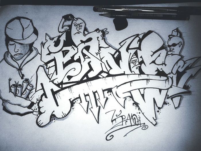 My grafity