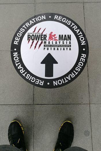 First event for 2017 POWERMAN Duathlon Duathlete