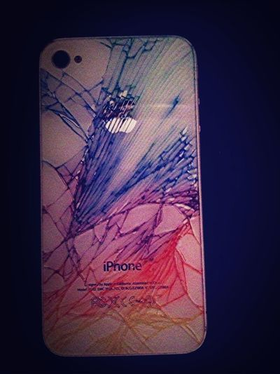#Rainbow #iPhone #Awesome #Cool #Cracked
