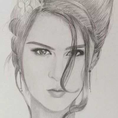 Drawing ArtWork 😍 im proud that i've made it😍😍