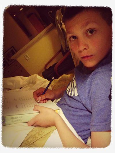 Homework W/ Mom