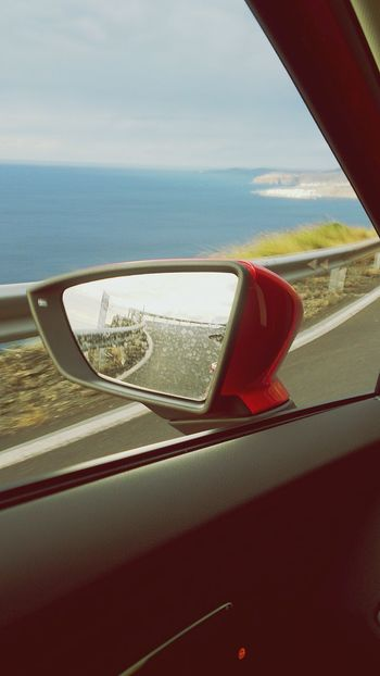 Car Drive On The Road Roadway Coast Californiaroads Redhead Washcar Afternoon Pictureoftheday