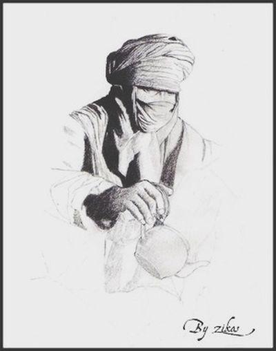 Desert Tea Sahara Desert Tea Draw