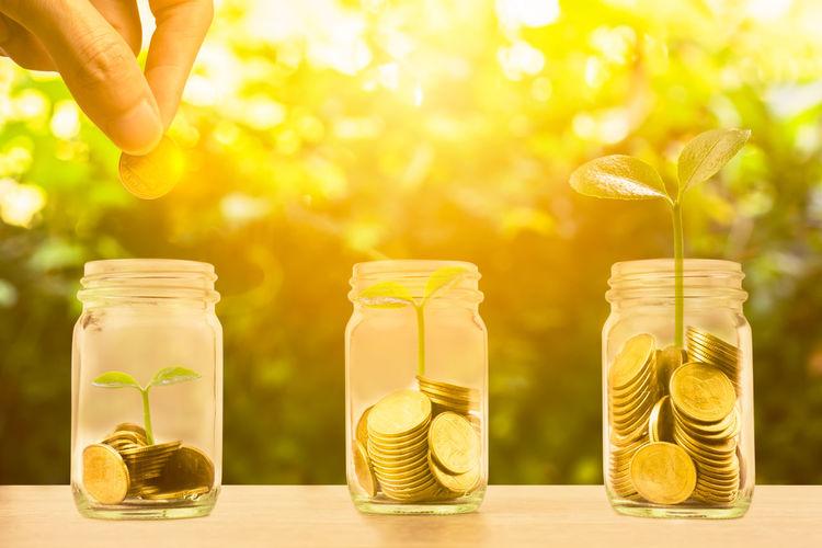 Money savings,