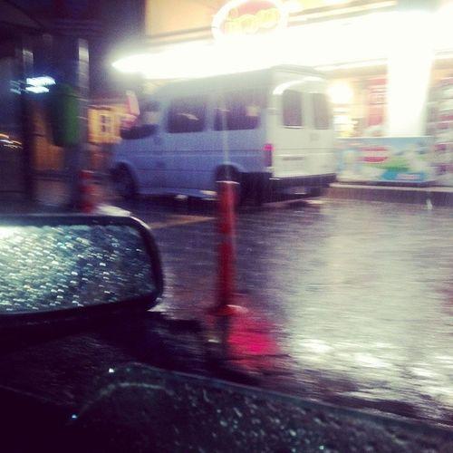 Yağmur yağmur yine yağmur ah Trabzon