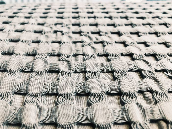 Background Backgrounds Close-up Cloths Color Colors Day Detail Fabric Fabrics Full Frame Grey Indoors  Knitwear Light And Shadow No People Pattern Scale  Shaddow Textured  Textured  Tiltshift Urban