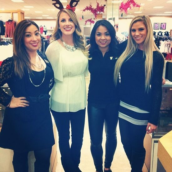Survived Christmas Eve at Dillard's! Lacanteramall Retailworkers Dillards Lacantera christmas