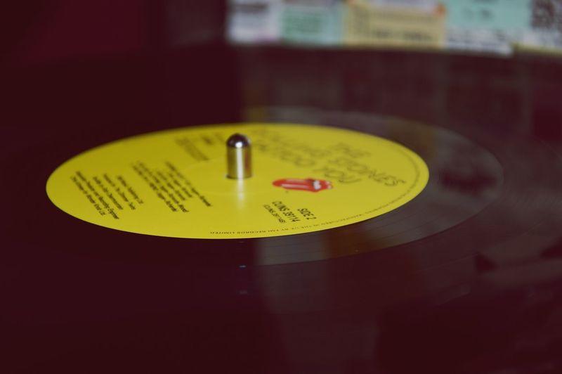 Music is raining