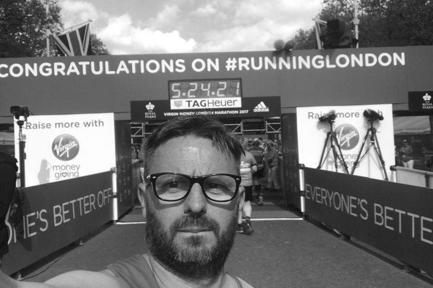 London Marathon London Marathon 2017 London Black And White