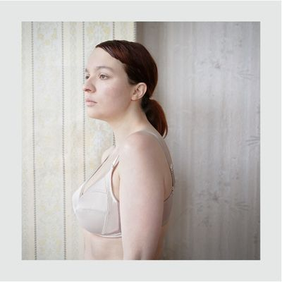 Part 1: porcelain Pastellcolours Porcelain  Sensitive One Woman Only Adults Only Mid Adult Portrait Indoors  Beautiful Woman Standing Young Adult People