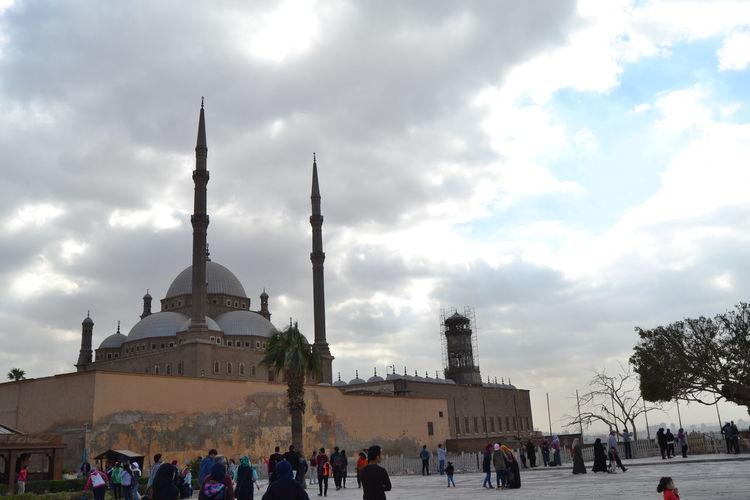 Muhammed ali musque Architecture Built Structure Civilization Cloud - Sky History Musque Photography Tourism Travel Travel Destinations