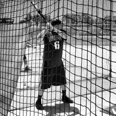 Softball Slowpitchsoftball Baseball Battingcage
