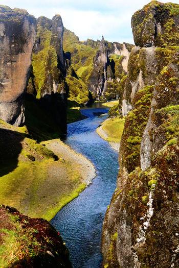 Canyons Iceland