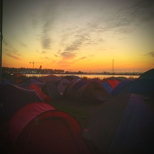 Travel Camping Amsterdam Interail Sunset Keepcalm Escape Enjoying Life